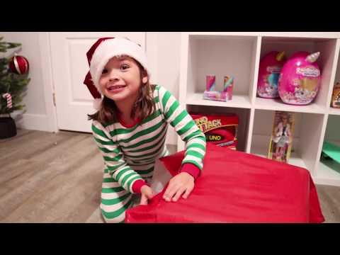 Escaping Santas SECRET Workshop || TOY Escape ROOM challenge!