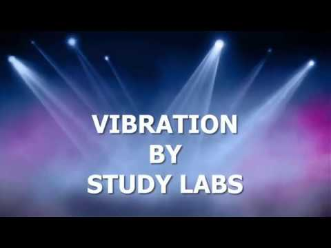 What is Vibration with Experiments - Lesson 1 in Hindi