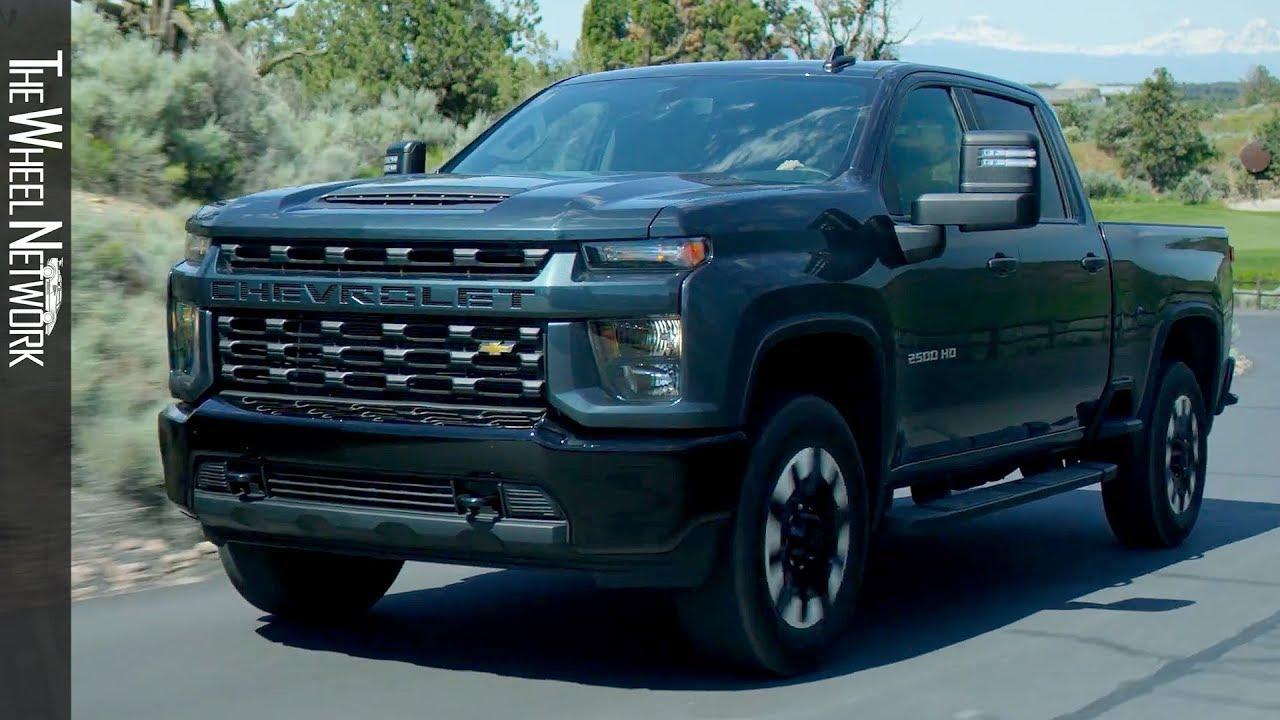 2020 Chevrolet Silverado 2500HD - YouTube
