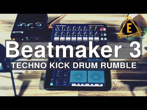 MATRIXSYNTH: Beatmaker 3 - Techno Kick Drum Rumble