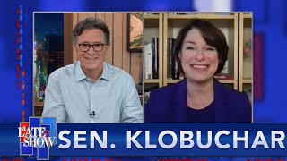 Sen. Klobuchar Is Still Angry With Senators Hawley And Cruz For Supporting The Insurrection