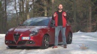 2017 Alfa Romeo Giulietta Veloce