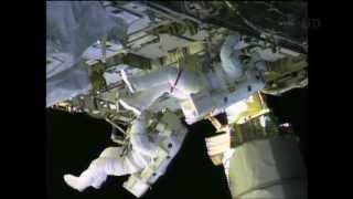 Emergency ISS Spacewalk: May 11,2013