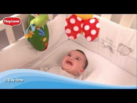 Mobile de bébé MY NATURE PALS (T506) de TINY LOVE