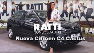 Nuova Citroën C4 Cactus - interni