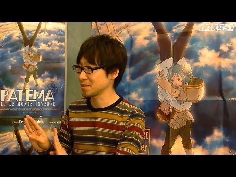 BAKAST HS  Entretien avec Yasuhiro Yoshiura Patéma  Time of Eve