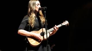 Sara Bareilles - Chandelier @ Sydney City Recital Hall 21 Sept 2014