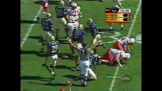 2004 Sept 18 - Nebraska vs Pittsburgh