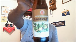 New Belgium Rampant Beer Review
