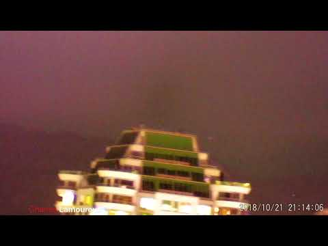 nouvel ordre mondial | UFO over Vancouver, Canada - October 21, 2018