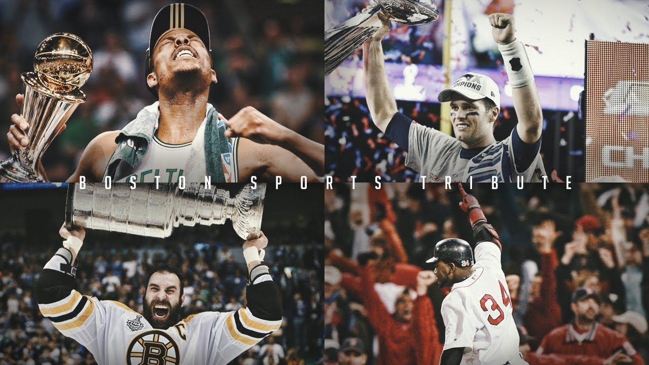 Boston Sports Tribute - Greatest Moments ᴴᴰ