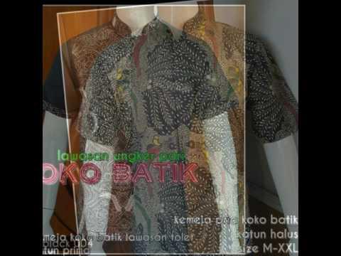 WA 0816355490, Koko Batik Tanah Abang, Koko Batik Couple,