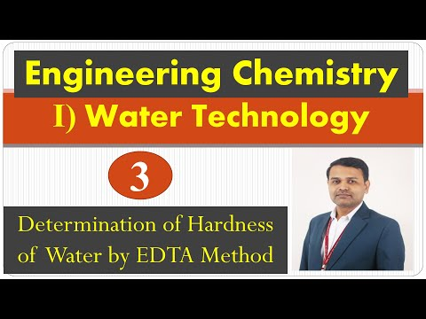 Determination Of Hardness Of Water By EDTA Method
