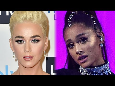Katy Perry TROLLS Ariana Grande On Instagram With Hilarious Comment Mp3