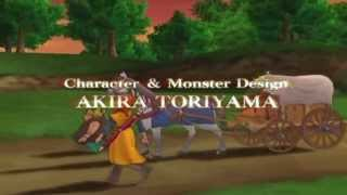 Dragon Quest VIII: Journey of the Cursed King - Intro and Prologue