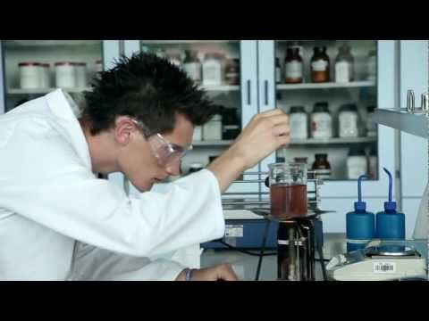 Secondary School for Pharmacy, Cosmetics and Health Care :: promo film