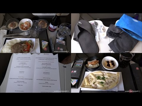 [Trip Report] Turkish Airlines : TK65 Bangkok to Istanbul A330