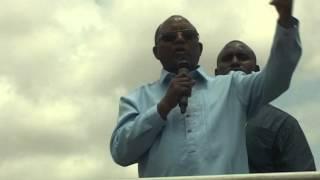 Mgombea urais wa Chadema amewataka wakazi wa Dar kupiga kura na kuzilinda Oktoba 25.