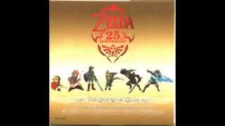 Download The Legend of Zelda 25th Anniversary - Kakariko village MP3 song and Music Video