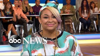 Raven-Symone on her return to acting and new Disney Channel show, 'Raven's Home'