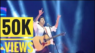 armaan malik gulabi aanken live song   spring fest 2017  iit kharagpur