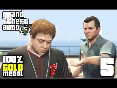 Grand Theft Auto V (GTA 5) - Episodio 5