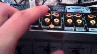 Pioneer DJM600 vs BEHRINGER DJX700