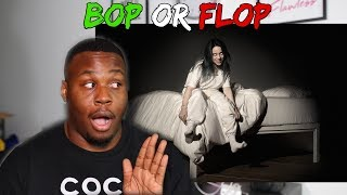 "BILLIE EILISH ""WISH YOU WERE GAY"" REACTION"