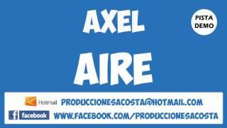 Axel - Aire NOVELA LAS ESTRELLAS Pista Karaoke