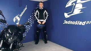 Odzież motocyklowa: Co wybrać? Skórę czy tekstylia?   Jednoślad.pl