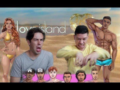 Love Island Spiel