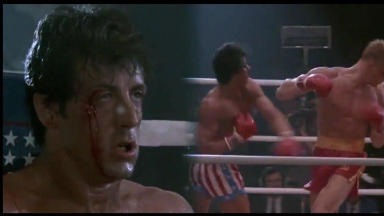Rocky Iv Rocky Balboa Vs Ivan Drago Completo Ita Youtube