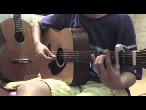 Dấu Mưa (Trung Quân Idol) - Guitar solo