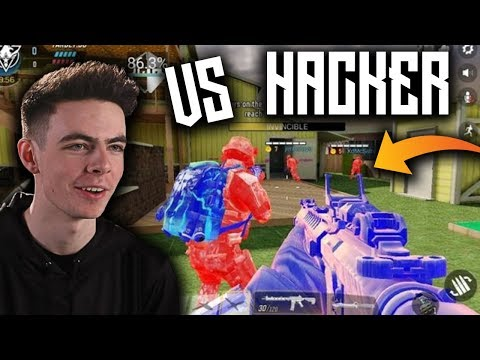 iFerg vs Hacker in Call Of Duty: Mobile! (They had Aimbot + Wallhack) COD Mobile