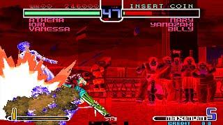 [TAS] KOF 2002 Magic Plus II - Arcade Random Team #44