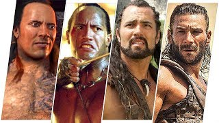 Download Video The Scorpion King Evolution in Movies. MP3 3GP MP4