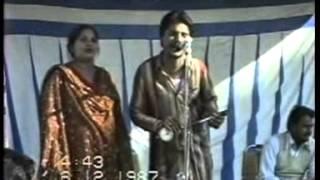 Chamkila and Amarjot - Nachda Phire Nacharan Wangoon - LIVE - 6/12/1987