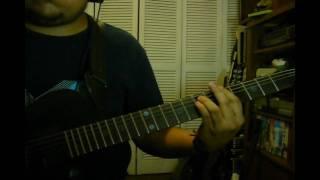 Maná - Róbame El Alma Guitar Cover