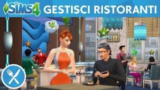 The Sims 4 Mangiamo Fuori: trailer di gioco ufficiale