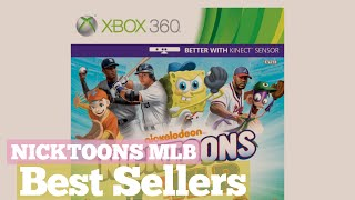 Nicktoons MLB Best Sellers // Another Great Nicktoons Collection