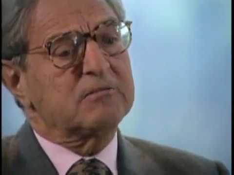 George Soros' Lost 1998 60 Minutes Interview (CC)