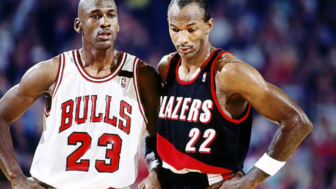 Dream Team Clyde Drexler Thought Magic was Going to Die