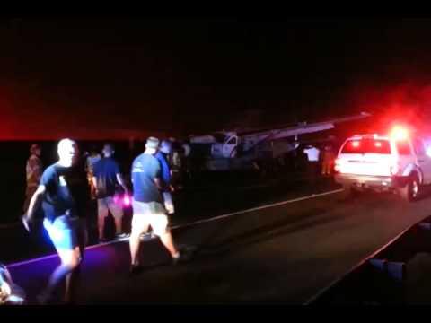 Mokulele Airlines Makes Emergency Crash Landing On Pi