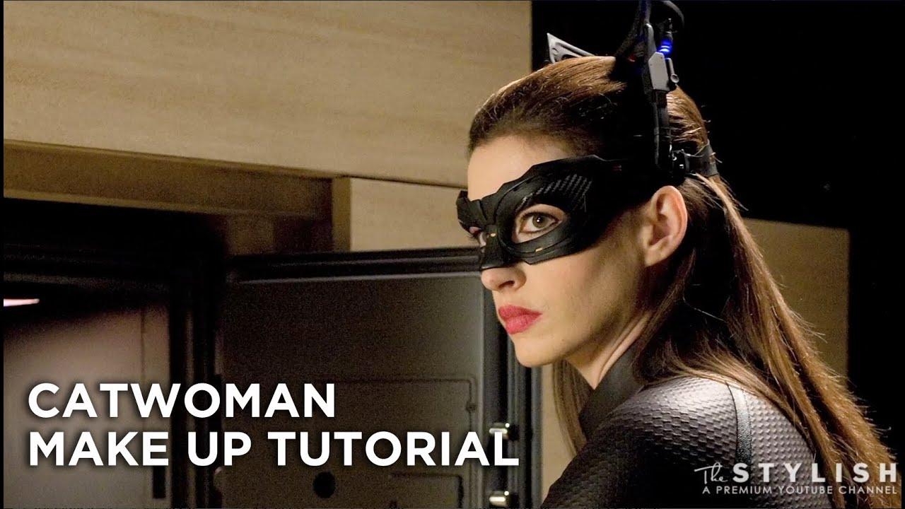 Makeup Tutorial Catwoman