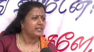 Why Tamil lyricist Thamarai is Not Ready for a Legal Separation from Her Husband Thiyagu !!!!!!
