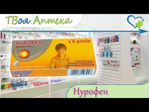 Нурофен таблетки ☛ показания (видео инструкция) описание ✍ отзывы ☺️