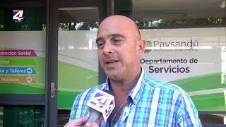 Marco García confirmó su alejamiento de Servicios. Continuará cumpliendo la suplencia de Caraballo