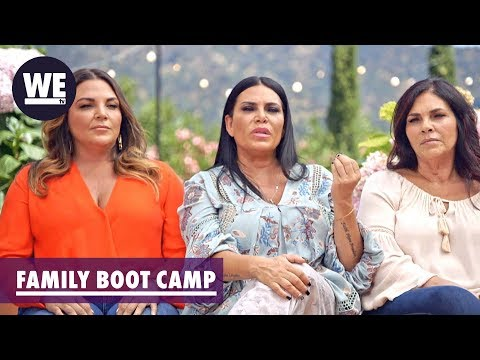 Meet the Grazianos  Marriage Boot Camp: Family Edition  WE tv