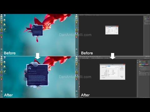 Adobe App Scaling on High DPI Displays (FIX) - Dan Antonielli