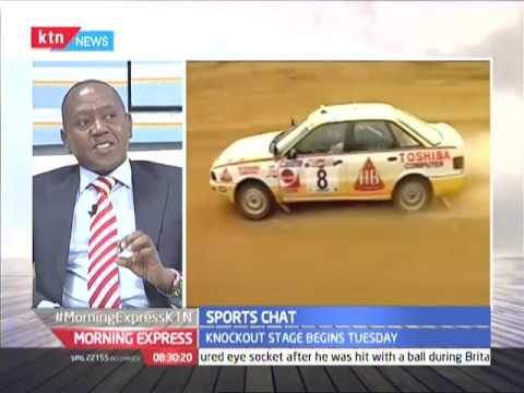 Morning Express 13th February 2017 - Sports Chat - Kenya Motor Sports